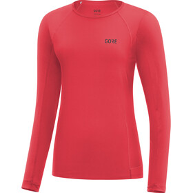 GORE WEAR R5 Long Sleeve Shirt Women, hibiscus pink